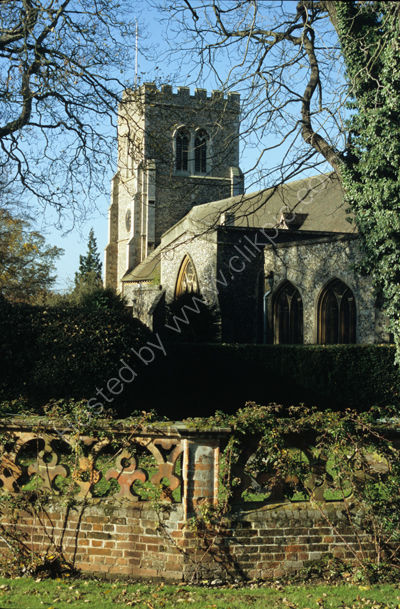 St Ethelreda's church