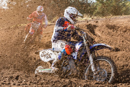 Mud Scramble