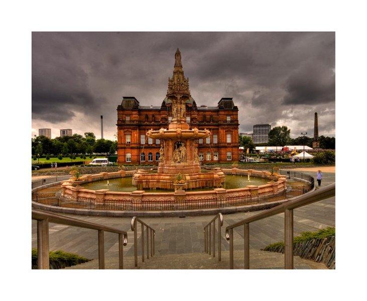 Dalton Fountain