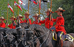 The Mounties