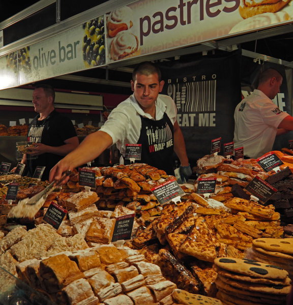 The Pastry Seller