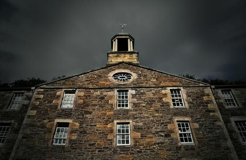 New Lanark Building