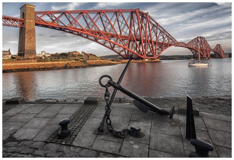 Old Forth Rail Bridge