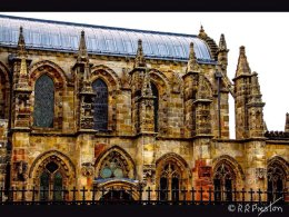 Rosslyn Chapel by Roy Preston