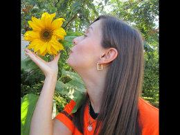 Smell the Pretty Flower