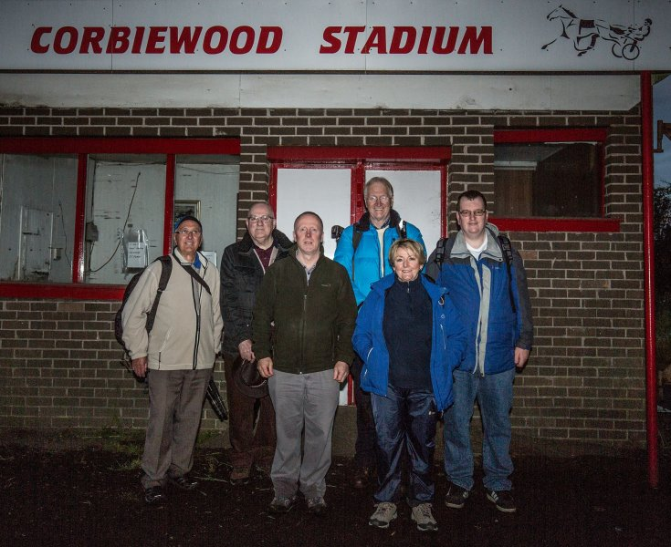 Alba members enjoy a summer night outing at Corbiewood Stadium, Bannockburn