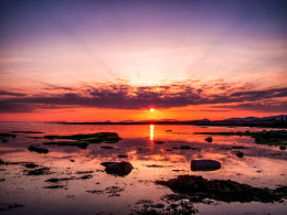 Ardrossan Sunset