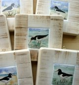 David Salsbury Oystercatcher tiles