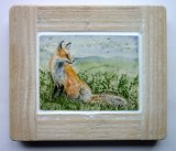 David Salsbury fox tile