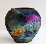 Pat Armstrong Copper fumed Pot