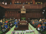 The Mouses of Parliament