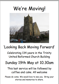 The URC in the Isle of Man : Welcome