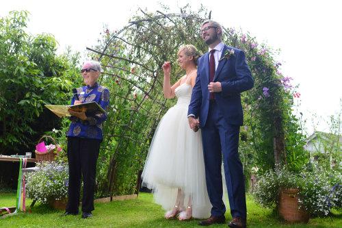 Garden Wedding2