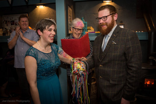 Pippa & Jamie ribbons