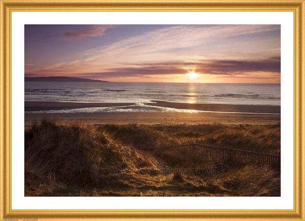 Dune Sunset.
