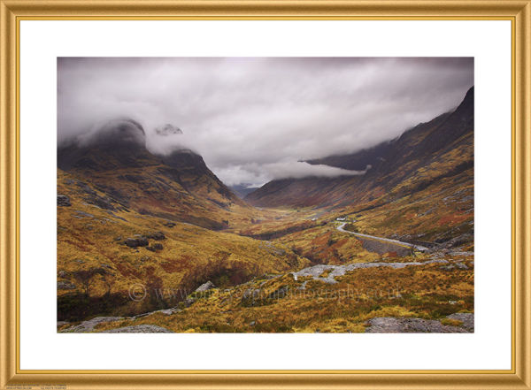 Glen Coe (above the pass)