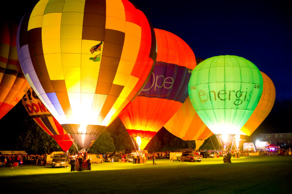 Strathaven Balloon Festival 2017