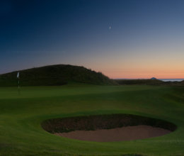 Golf under the Moon