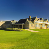 Old Course clubhouse
