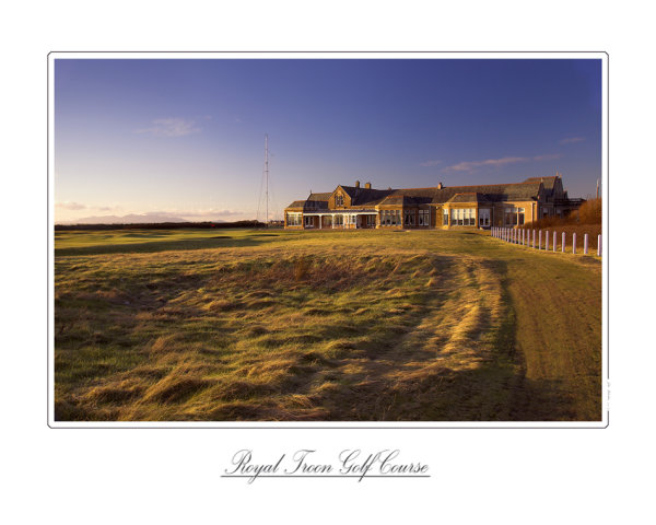 Royal Troon G.C. Clubhouse