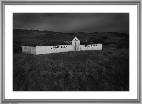 Great Glen Shelter.