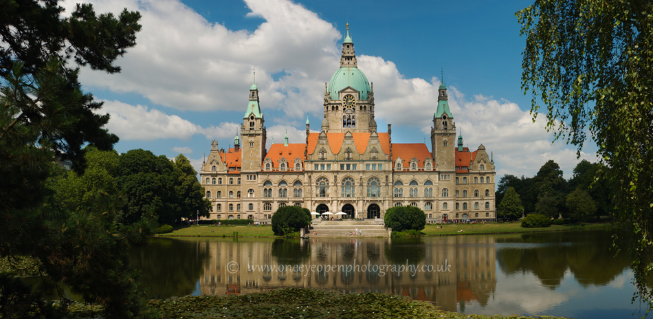 Hanover Rathaus 2013