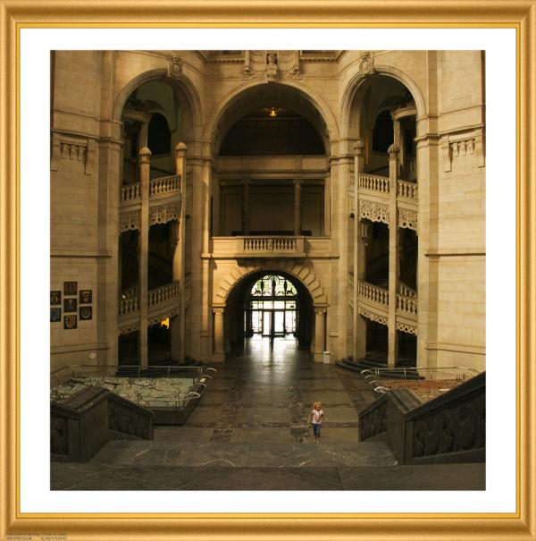 Hanover Rathaus (inside)