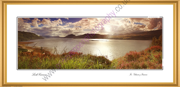 Loch Carron(panoramic)