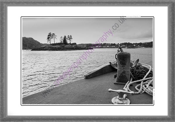 Callum's Boat