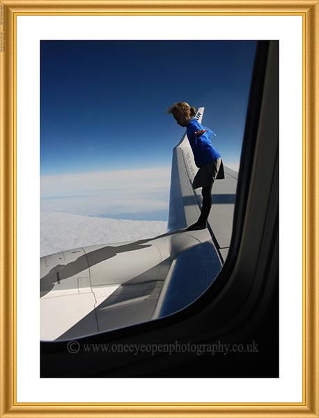 £1 a flight.