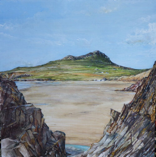 SOLD  A view through to Whitesands by Chris Sherwin