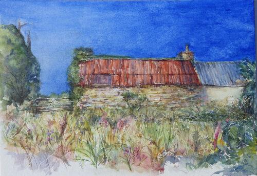 Pembrokeshire Barn by Chris Sherwin