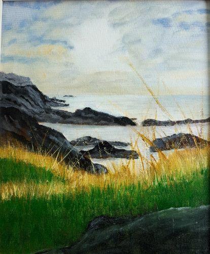 Coastal Walk by June Anderson