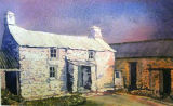 Cottage at Treleddyd Fawr by Ruth Coulson