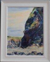 Druidstone Great Cliff