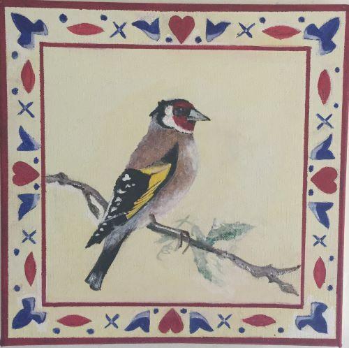 Goldfinch by Marian Jones