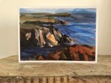 Autumn Porth Clais Greetings Card