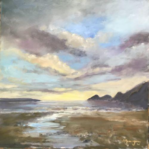Pembrokeshire Sky by Alison Hemingway