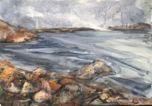 Ramsey Sound by Sarah Burns