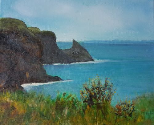 Ricketts Head by June Anderson
