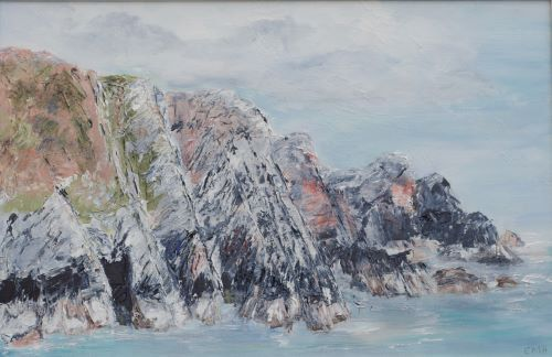 Slabs of Rock by Maggie Humble
