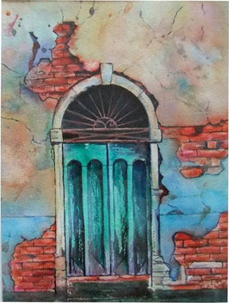 The Veridian Door, Venice