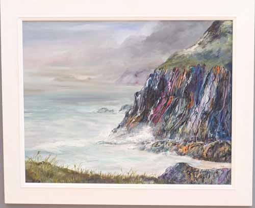 Incoming Storm - Porth y Rhaw