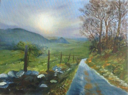 Homeward bound by Maureen Evans