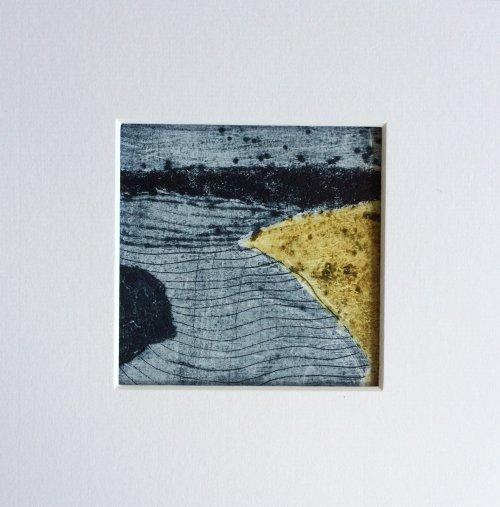 Land-Sea I by Nicola Schoenenberger