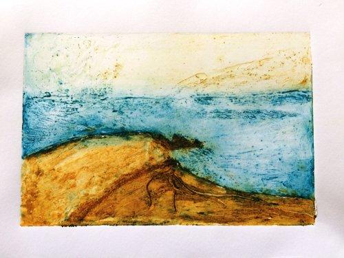 Seascape by Nicola Schoenenberger