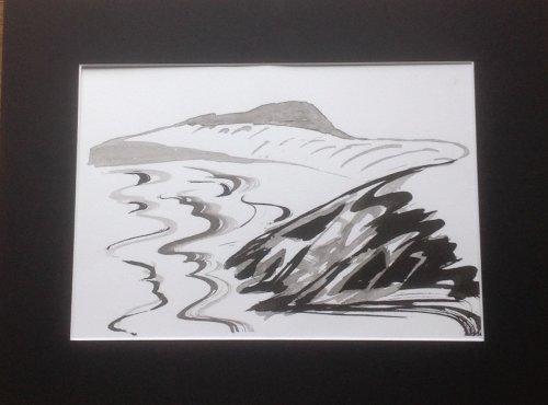 Whitesands beach.      Sold