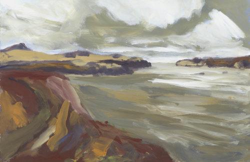 Ramsey Sound by Nicola Schoenenberger