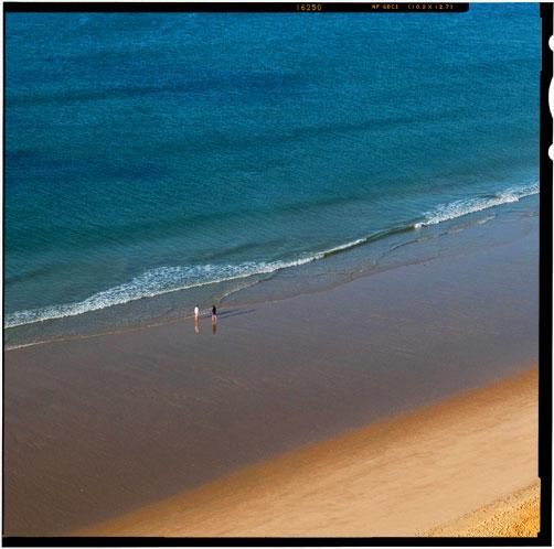 Beach Walkers, Praia da Falesia