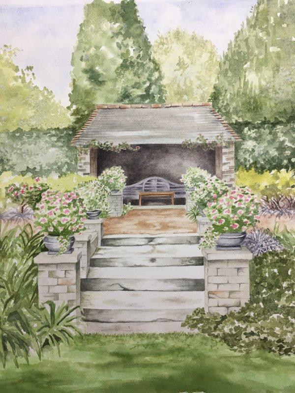 Hurlingham summer house